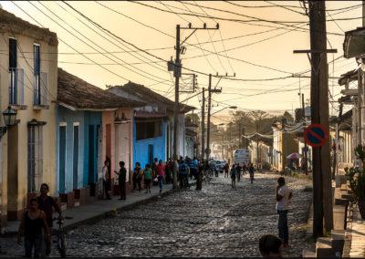 Time for Reflexion – Trinidad Cuba