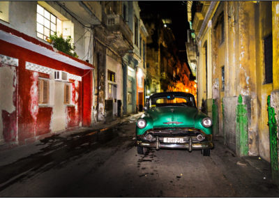 The Green Mirage – Havanna Cuba