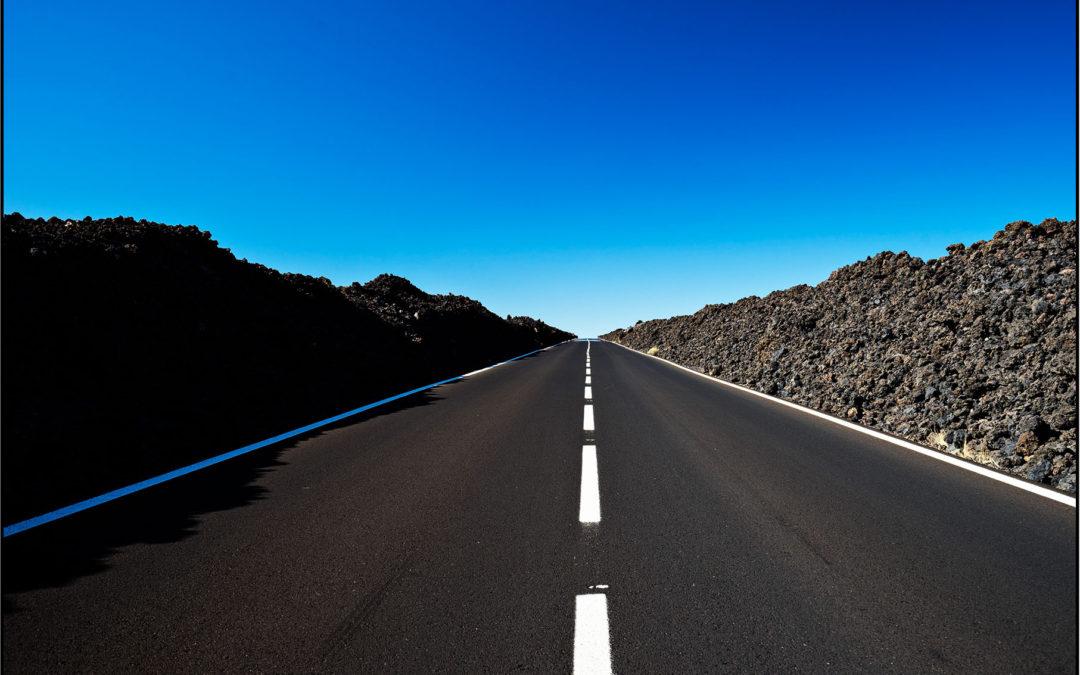 Road to Infinity – Tenerife Spain