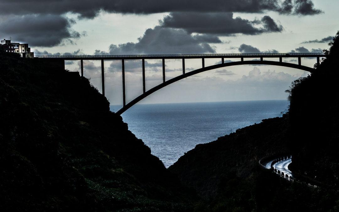 The reflexion – La Palma Spain