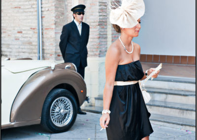The Chauffeur and the Lady – Umbria Italy