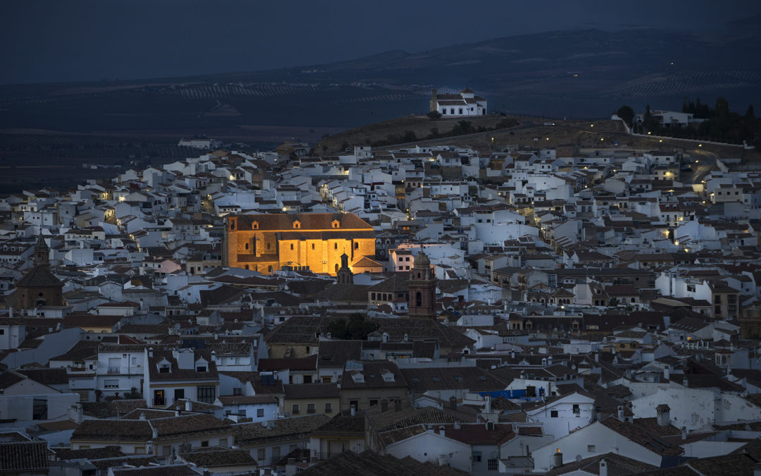 Antequera Dusk – Andalusia Spain