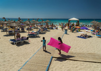 Pink Happiness – Mallorca Spain